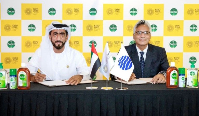 Dettol named Official Hygiene Partner of Expo 2020 Dubai