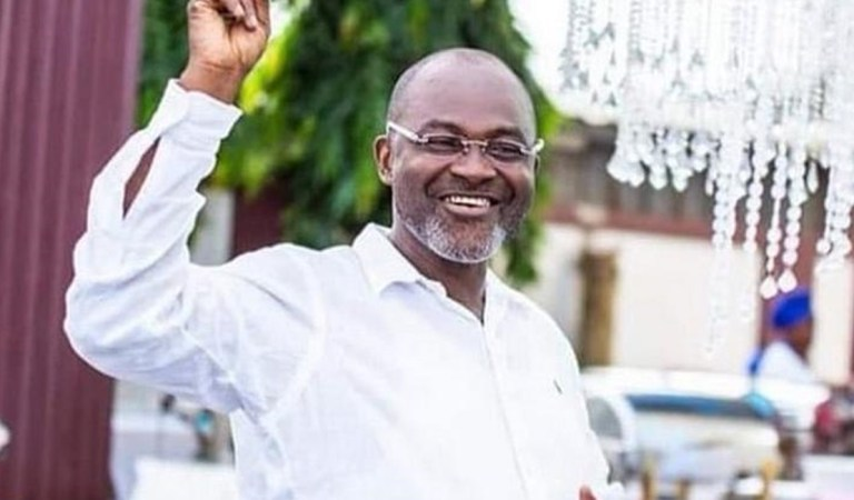 Kennedy Agyapong appointed Board Chair of Ghana Gas