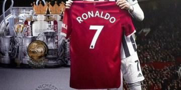 Manchester United Confirm Ronaldo Agreement