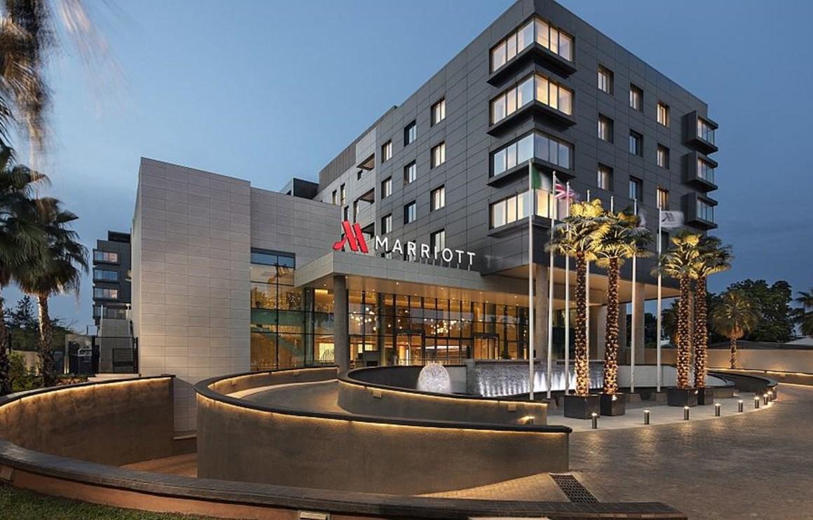 Lagos Marriott Hotel Ikeja