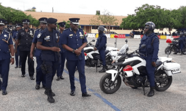Call 191 and 18555 to combat crime – Ghana Police Service