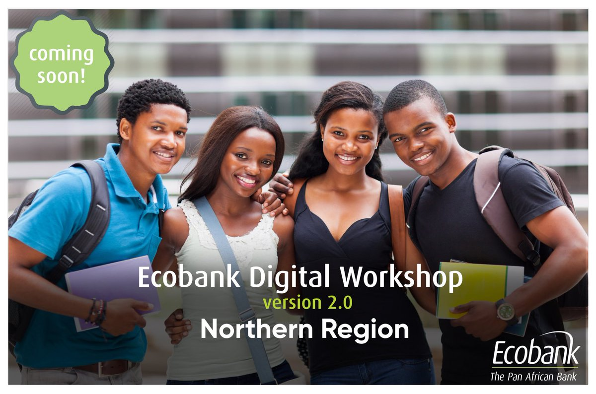 Ecobank Digital Workshop