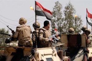 Egyptian forces kill 12 suspected militants in Sinai -netbuzzafrica