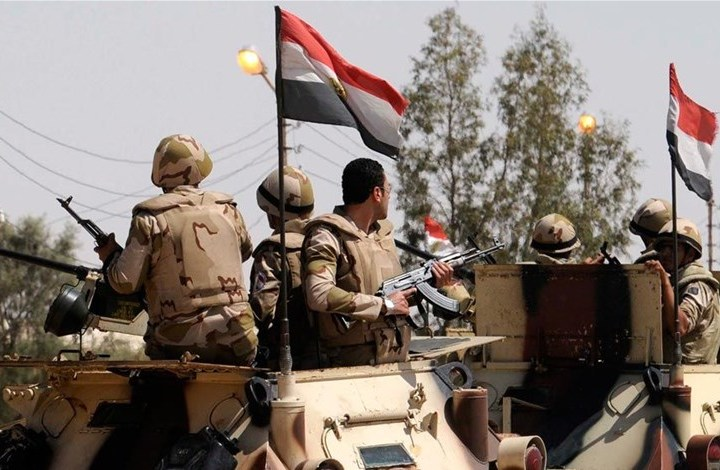 Egyptian forces kill 12 suspected militants in Sinai -netbuzzafrica