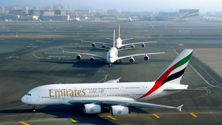 Emirates flight from Dubai quarantined at JFK after passengers fall ill