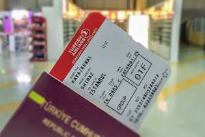 Flight tickets fraud alert