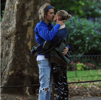 Justin Bieber and Hailey Baldwin married last month