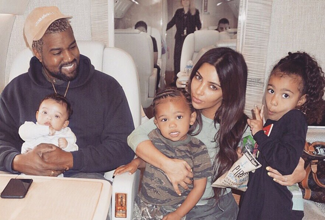 Kanye West is'harassing' Kim Kardashian to have a'crazy' number of children - Report