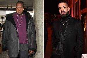 Kanye West apologies to Drake