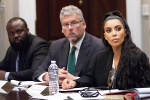 Kim Kardashian is 'fighting' to free another felon sentenced to life in prison