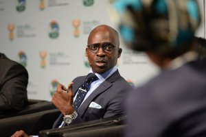 South Africa minister Malusi Gigaba, 'blackmailed' over sex video