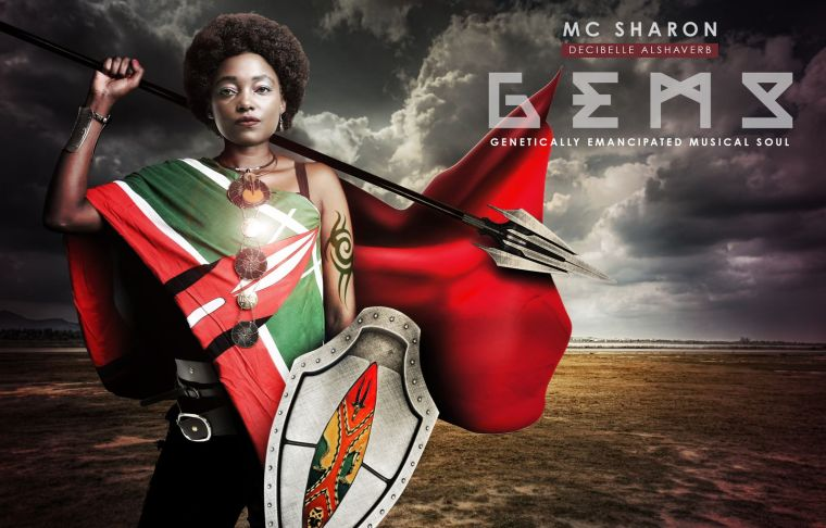 Kenya's MC Sharon releases 20-track album GEMS
