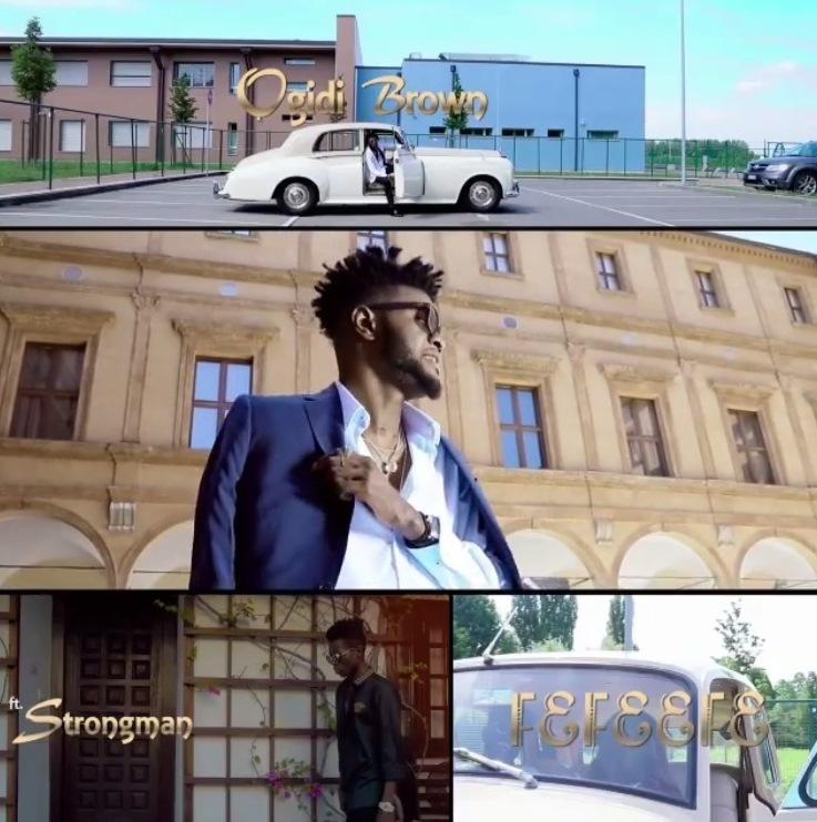 Ogidi Brown - Fefeefe ft. Strongman