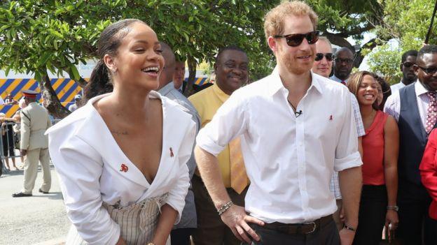 Rihanna appointed as ambassador by Barbados