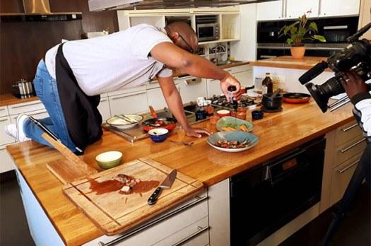 Afrocentric chef Sizo Henna opens restaurant in Johannesburg
