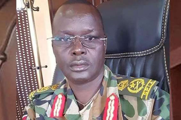 South Sudan army chief defies UN travel ban with visit to China