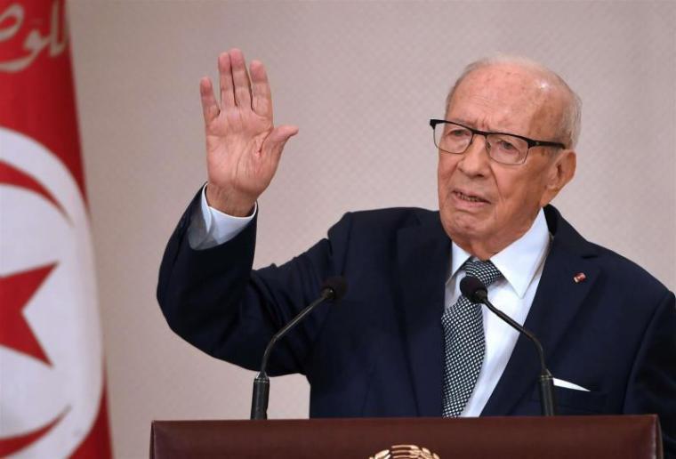 Tunisia President Essebsi Promises Inheritance Equality to Women