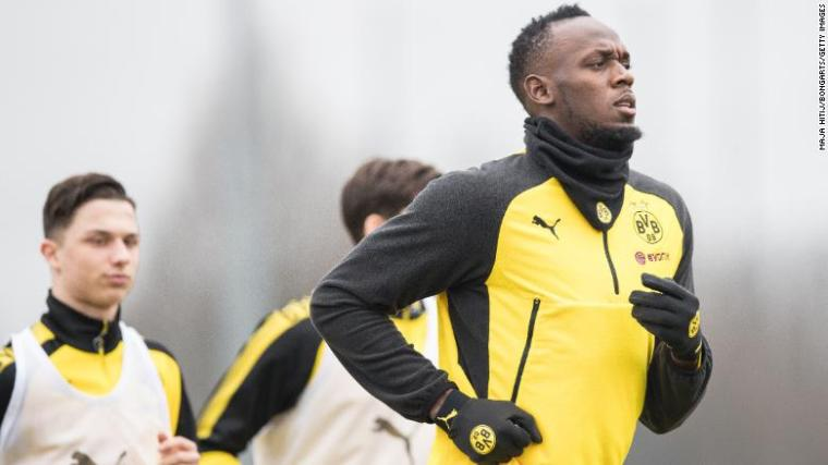 Usain Bolt to begin his football career in Australia