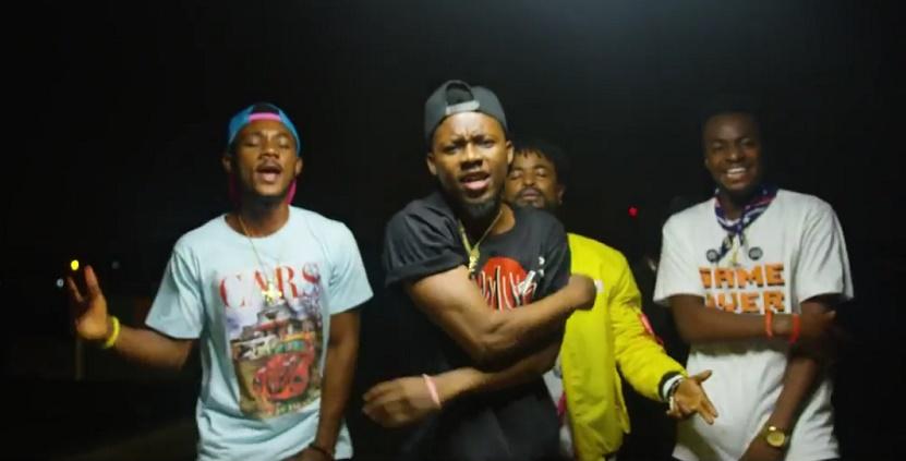 Rapmakerz - No Slow Level Ft. Tubhani Duncan (Official Video)