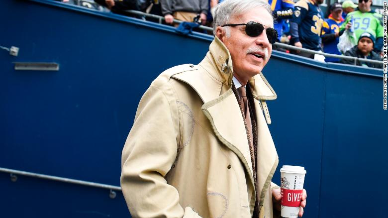 Arsenal's Stan Kroenke makes £600m offer to buy the whole club