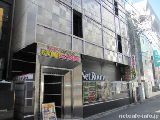 ネットルームマンボー歌舞伎町店外観