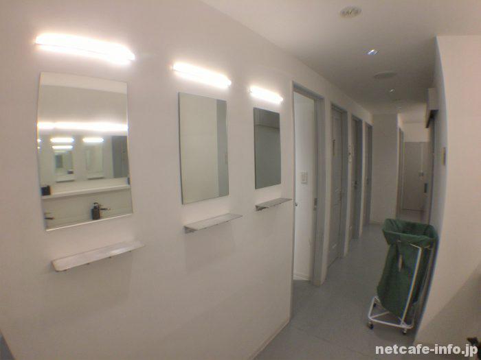 シャワールーム・化粧室②