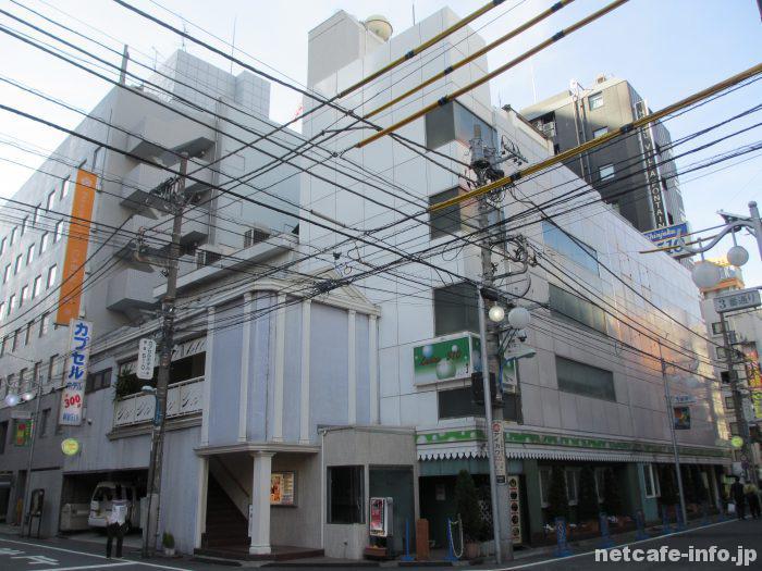 カプセルホテル新宿510/レディース510