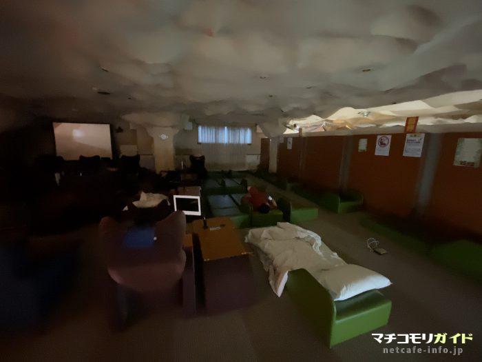 4階仮眠室