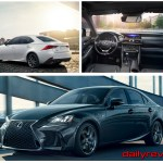 2020 Lexus Is F Sport Black Line Edition Hd Pictures Videos Specs Informations Dailyrevs