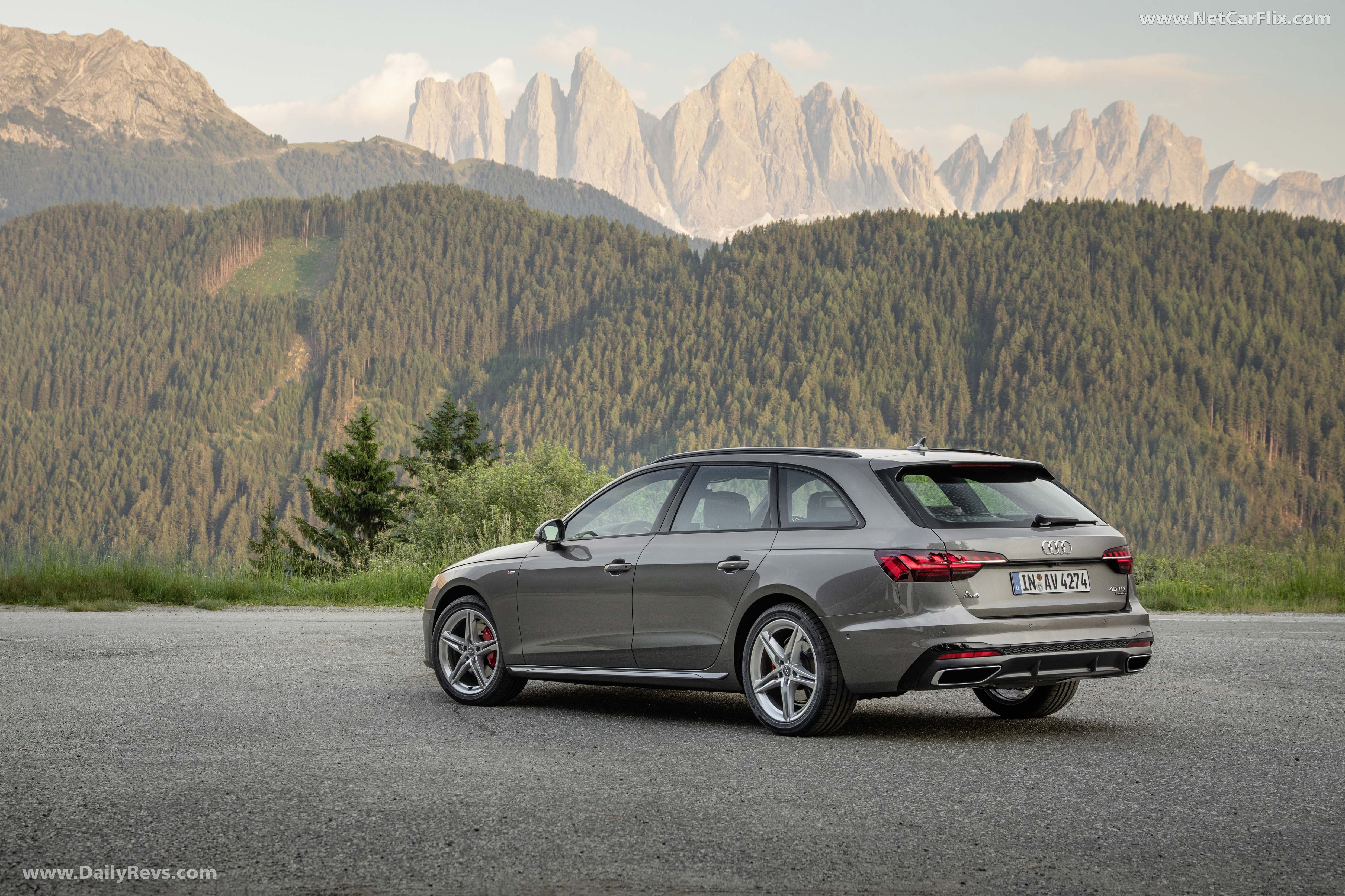 2020 Audi A4 Avant - Pictures. Images. Photos & Wallpapers - Dailyrevs