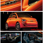 2020 Fiat 500 Mai Troppo Concept Hd Pictures Videos Specs Information Dailyrevs