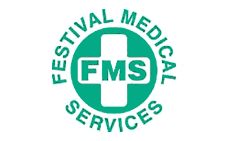 Festival Medical Services - UK event medics (web development)