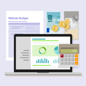 Affordable Website Budget