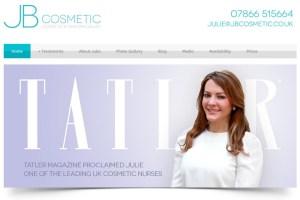JB Cosmetic (Content Marketing)
