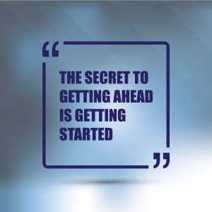 Get started to get ahead website quote