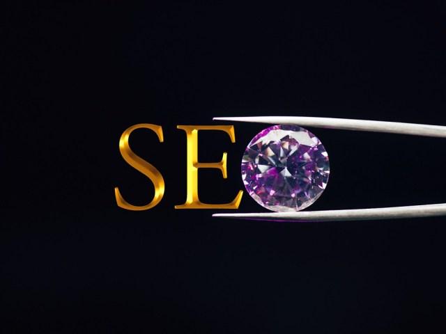 SEO is valuable, not expensive. Like diamonds.