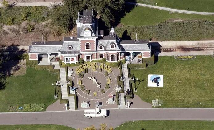 Le Neverland de Michael Jackson acquis par un milliardaire américain