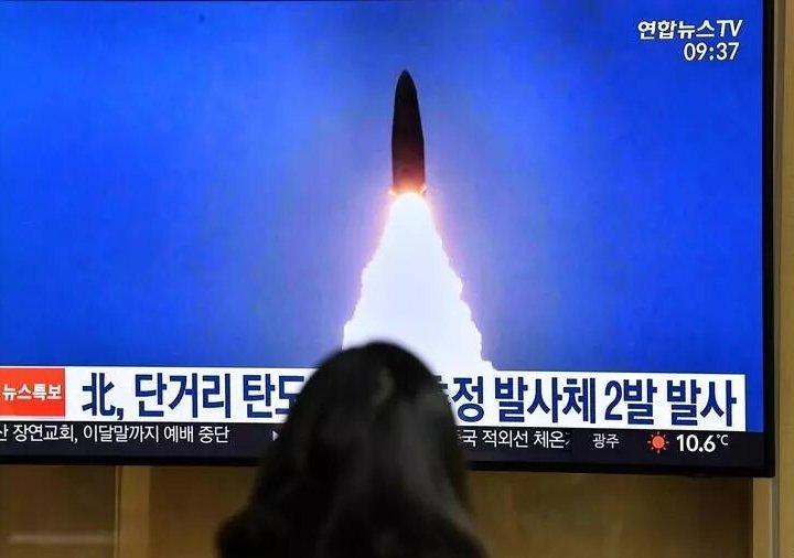 🇰🇵 La Corée du Nord tire de nouveau un missile balistique mais entend poursuivre le dialogue avec le Sud