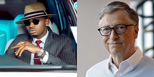 Diamond Platnumz : le chanteur tanzanien révèle qu'il veut devenir riche comme Bill Gates