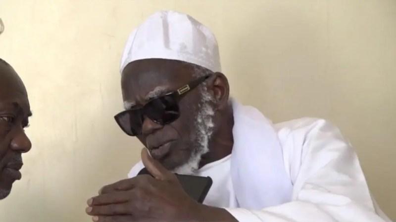 Religion : Ndigueul de Serigne Mountakha aux Talibés mourides