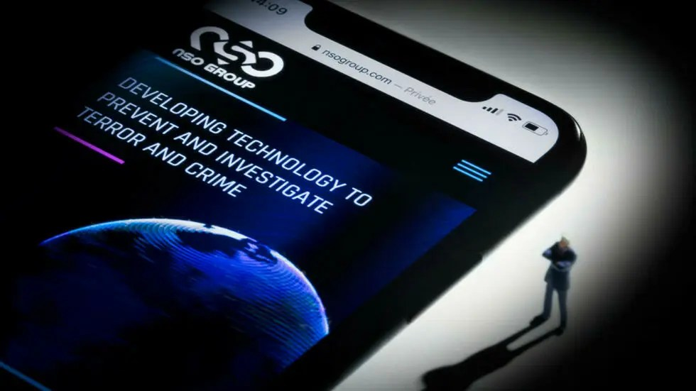 Apple effectue une mise à jour pour contrer le logiciel d'espionnage Pegasus