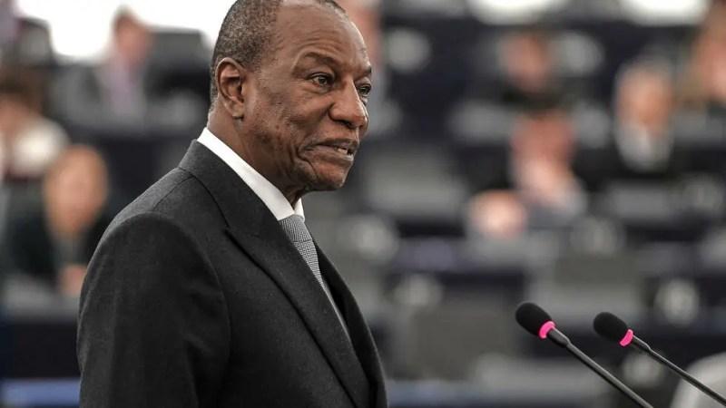 Guinée: Alpha Condé, la fin brutale d'une carrière politique mouvementée