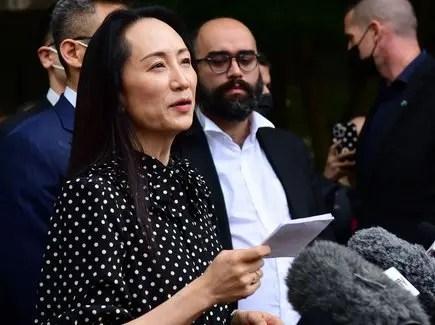 🇨🇦 La dirigeante de Huawei remise en liberté par la justice canadienne