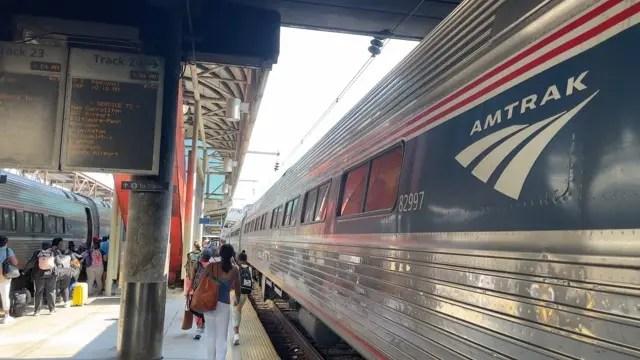 🇺🇸 États-Unis : le déraillement d'un train fait au moins trois morts