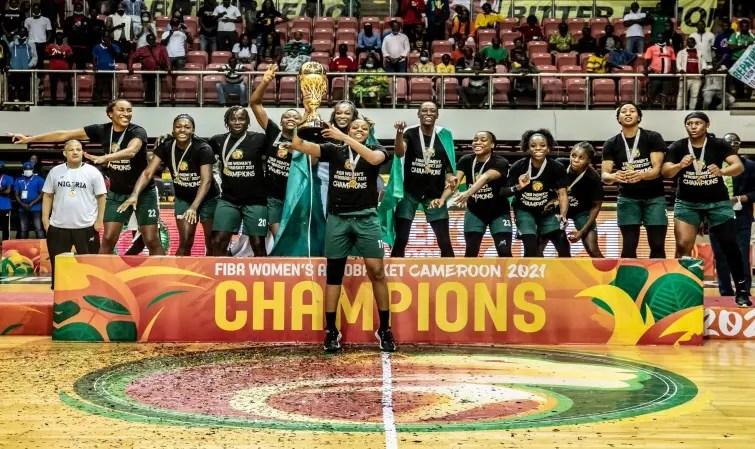 🇳🇬 Les Nigerianes remportent un troisième titre consécutif