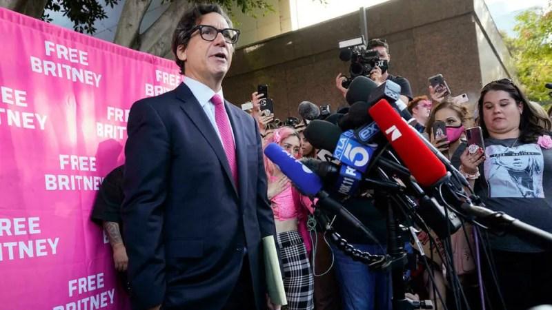 🇺🇸 États-Unis: un tribunal de Los Angeles retire la tutelle de Britney Spears à son père