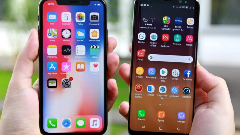 Android vers iPhone : comment transférer ses comptes, photos, contacts et applications