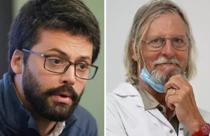"""Emmanuel André accuse Didier Raoult de """"tuer à petit feu"""": """"Il est responsable de milliers de décès évitables"""""""