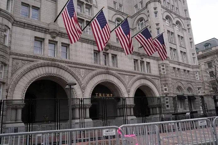 🇺🇸 La Trump Organization en discussions pour vendre son hôtel de luxe de Washington