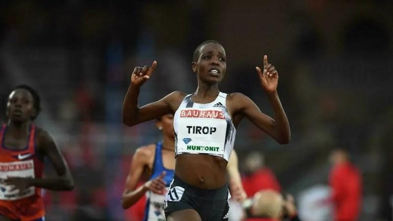 🇰🇪 L'athlète kényane Agnes Tirop poignardée à mort